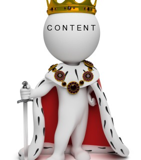Content as a Marketing Strategy: Give, and You'll Receive